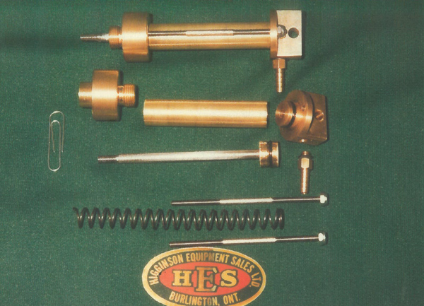 timeline pneumatic cylinders